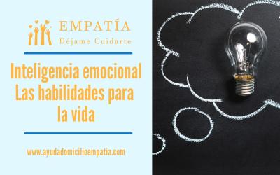 Inteligencia emocional. Las habilidades para la vida