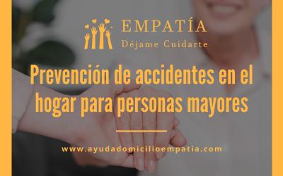 Prevención de accidentes en el hogar para personas mayores