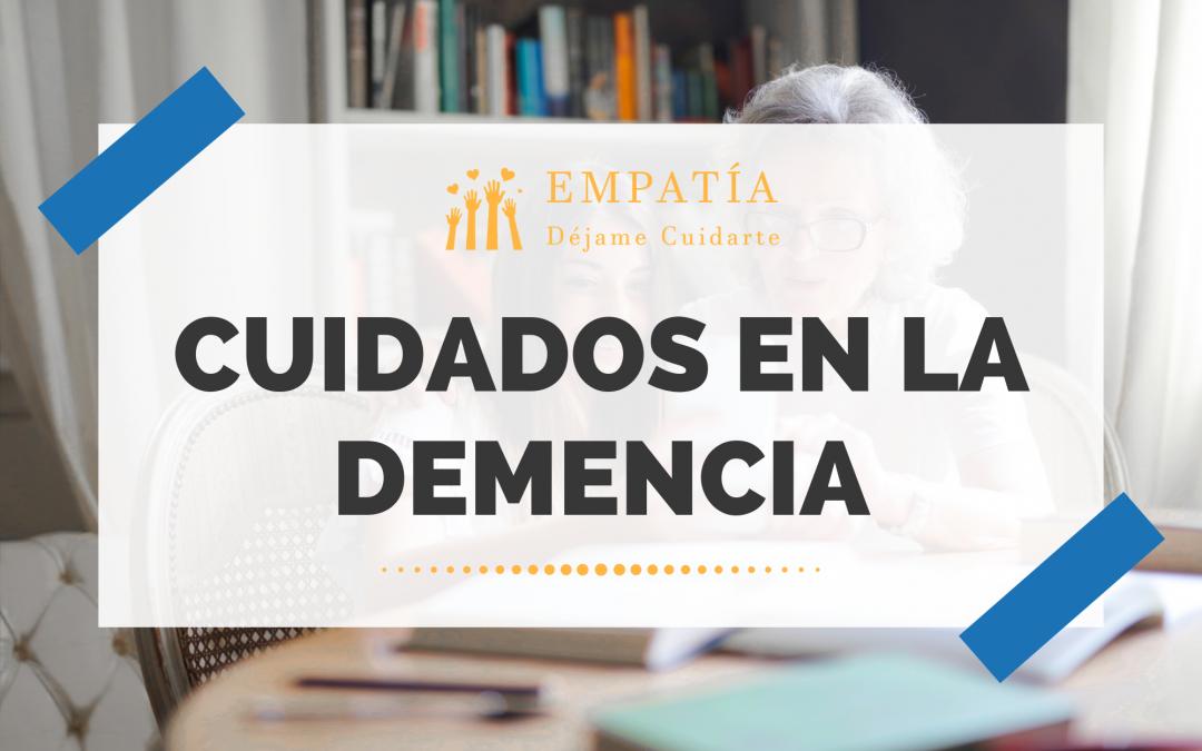 Cuidados en la Demencia