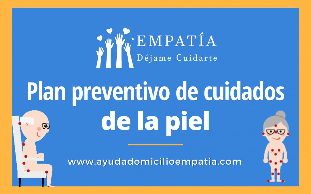 Plan preventivo de cuidados de la piel